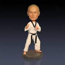 President Vladimir  Putin Taekwondo Colophony Crafts Home Decorations Action Fig