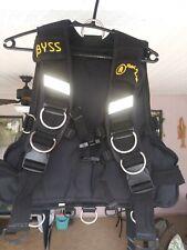 Abyss Rec2Tec Scuba Harness size M-L