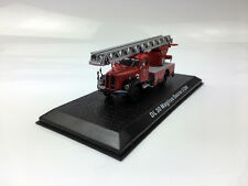 Atlas 1:72 DL 30 Magirus Saurer 2 DM Fire Engine Diecast Metal Model