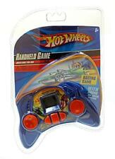 Hot Wheels Retro Handheld Racing Game with Sound in Dark Blue