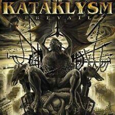 """KATAKLYSM """"PREVAIL"""" CD DEATH METAL NEUWARE"""