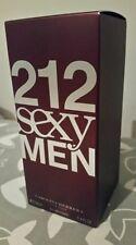 CAROLINA HERRERA 212 SEXY MEN - EAU DE TOILETTE 100ML.