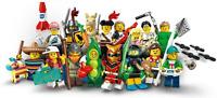 LEGO MINIFIGURES SERIES 20 71027 [Peapod, Drone, Llama, Viking, Athlete, Keytar]