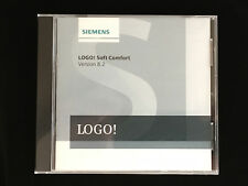Siemens LOGO Programmier Software Soft Comfort V 8.2 Originalverpackt in Folie