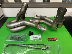 Ducati Panigale V4 S 2018 OEM Updated Exhaust Header Kit 69928831A