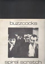 BUZZCOCKS - spiral scratch LP