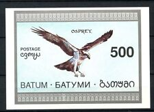 Batum Birds Of Prey, Osprey Imperf MNH M/S #A32216