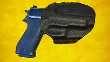 HOLSTER BLACK KYDEX FITS SIG 226 P226 WITH RAIL OWB
