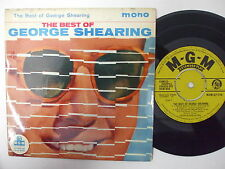 MGM- EP 718 George Shearing - The Best Of