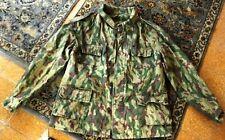 USSR Soviet army camo jacket KGB border guard officer Original vintage