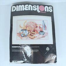New Vintage Dimensions 2349 Needlepoint Kit Southwest Art Native American