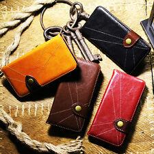 Handy Echtleder Tasche Etui Leder Flip Case Hülle Cover Back Smartphone Zubehör