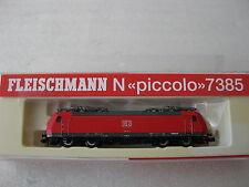 FLEISCHMANN # 7385 N piccolo E-lok BR 185 111-2 DBAG  NEU