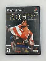 Rocky - Playstation 2 PS2 Game - Complete & Tested