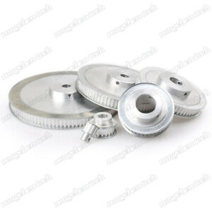 XL10T-120T Timing Belt Pulley Synchronous Wheel 1/5″ Pitch For 10mm Width Belt