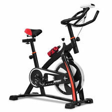 Exercise Bicycle Indoor Bike Cycling Cardio Adjustable Gym Workout Fitness