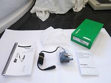 Welch Allyn 73324 Adaptador De Corriente 6v Plomo de fibra óptica Cabeza De Luz Endoscopia * nueva * uk