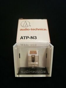 GENUINE Replacement Audio Technica ATP-N3 Stylus  MADE IN JAPAN