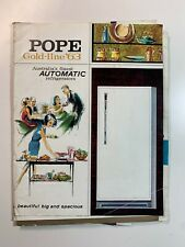Vintage Catalogue - 1963 Collection of Automatic Refrigerator Brochures