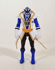 "2011 Kevin Blue Ranger 4.5"" Action Figure Power Rangers Samurai"