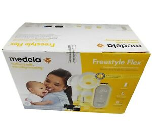 Medela Freestyle Flex Double Electric 2 Phase Breast Pump - BRAND NEW SEALED