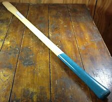 """STRAIGHT DOUBLE BIT DB AX USA MADE 36"""" PAINTED HICKORY REPLACEMENT HANDLE"""