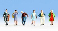 Figurines Noch TT 45225: Voyageurs