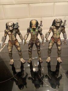 Neca Predator Custom Figure Bundle