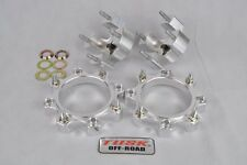 Tusk Extended Rear Hubs Front Wheel Spacers Widening Kit YAMAHA RAPTOR 700 700R