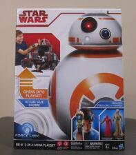 BB-8 Mega Playset 2 in 1 STAR WARS The Last Jedi Force Link MIB