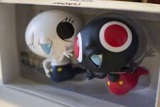 "2001 Elphonso ""Ghost with One Eye"" vinyl toys"