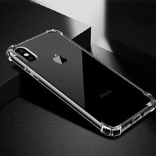 COQUE PROTECTION ANTICHOC IPHONE X TRANSPARENTE EN GEL