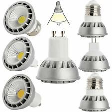 Ultra Bright 110V 220VDimmable E27 E26 GU10 MR16 15W LEDCOB Spotlight Bulbs Lamp