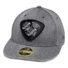 Harley-Davidson® Mens Winged Skull Frayed 59FIFTY® Cap 97781-19VM SZ L