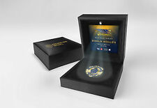 West Coast Eagles Replica Brownlow Medal in LED Box - Chris Judd Ben Cousins