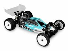 J Concepts - F2 - XRay XB2 Clear Buggy Body w/ Aero Wing