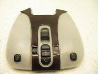 00-06 MERCEDES W215 CL55 CL600 CL500 DOME LIGHT LAMP W220 S430 S500 WOOD TRIM AA