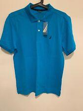 Nautica Youth Polo Shirt Size 14-16 Large New