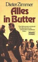 Alles in Butter von Zimmer, Dieter | Buch | Zustand gut