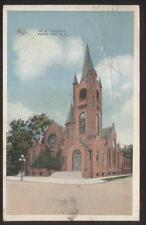 POSTCARD PENN YAN NY/NEW YORK M.E. METHODIST EPISCOPAL CHURCH 1910'S