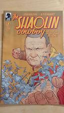 The Shaolin Cowboy # 1 Dark Horse Who'll Stop The Reign Darrow Stewart VF+