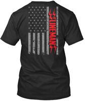 Comfy - Lineman Premium Tee T-Shirt Premium Tee T-Shirt