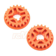 Xray Graphite Low Friction 20T Fixed Pulley Orange For T2 T3 T4 RC #XR-305577-O