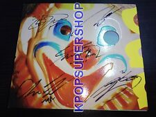 Shinee 4th Album Odd Autographed Signed Promo CD Ver. B Great RARE Minho Card