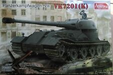 Amusing Hobby 1/35 WWII Panzerkampfwagen VII German Project VK7201(K)