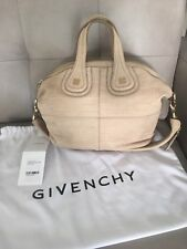 17757cbba3e0 Authentic Givenchy Small Nightingale In Nubuck