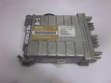 AUDI 80 90 B3 86-91 2,0 16V 2,0 E 101KW 6A ENGINE CONTROL ECU MODULE UNIT BOSCH
