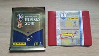 Panini WM 2018 1 Tüte MCDonalds Belgien Packet Pack Bustina Belgium World Cup 18