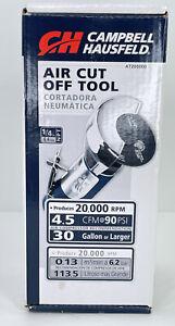 Campbell Hausfeld Air Cut-Off Tool 20,000 Rpm New