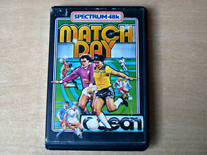 Sinclair ZX Spectrum - Match Day by Ocean